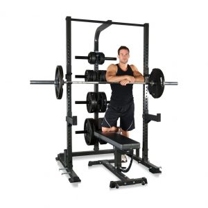 """IM1500 Power Rack"""